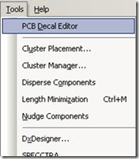 第二节 – 建立元件(Part)–Pads Layout 2007中文教程之Pads Logic